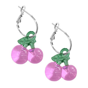 CHERRY EARRING | PK