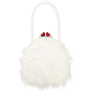 HEART FUR MINI BAG | RD