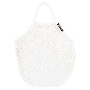 IDTS NET BAG | WHT