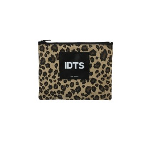 [H; C] LEOPARD COIN PURSE | 한정