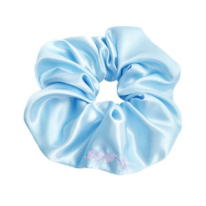 HAIR SCRUNCHIE | SKY-BLUE *한정