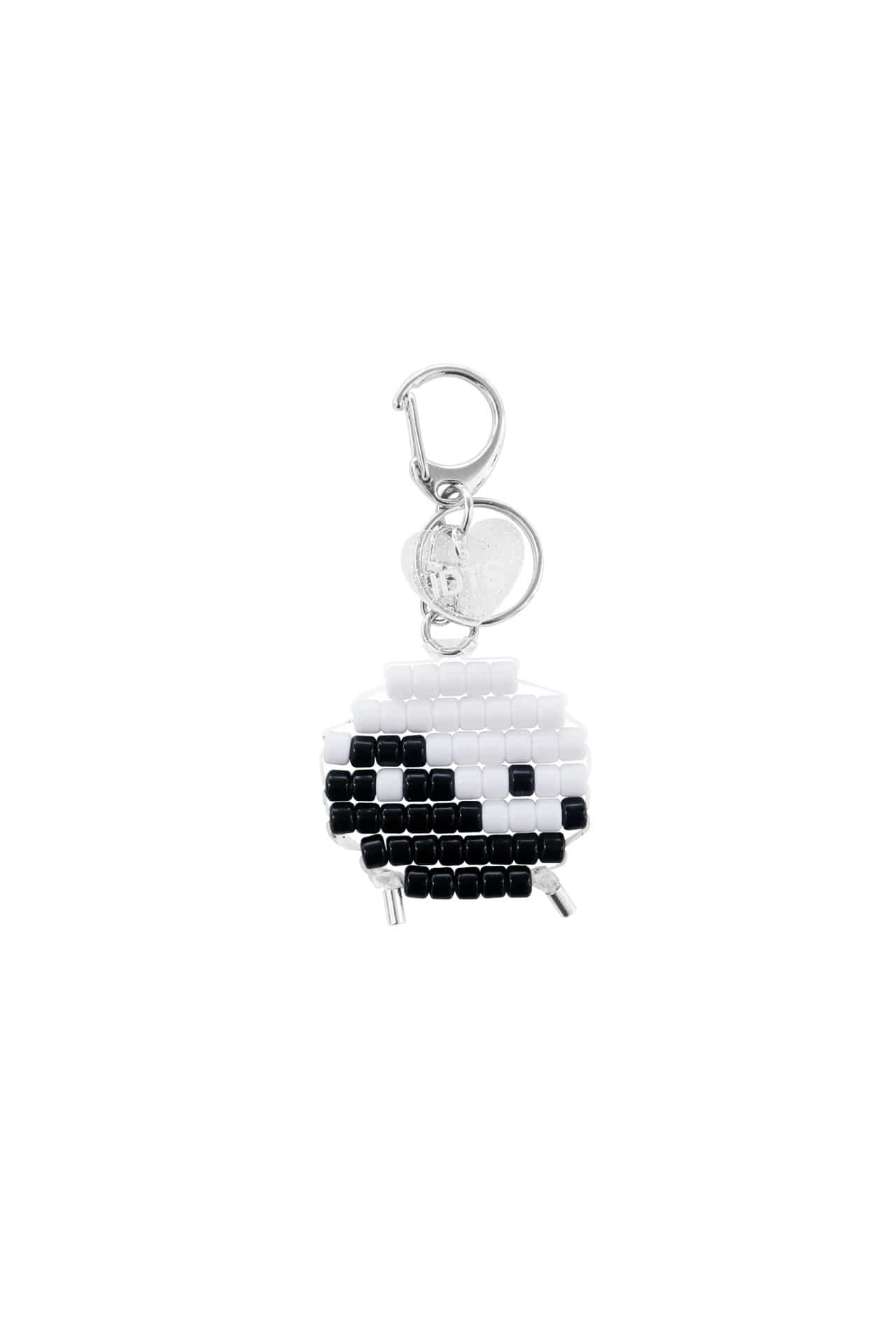 Yin-Yang Beads Key Ring *한정