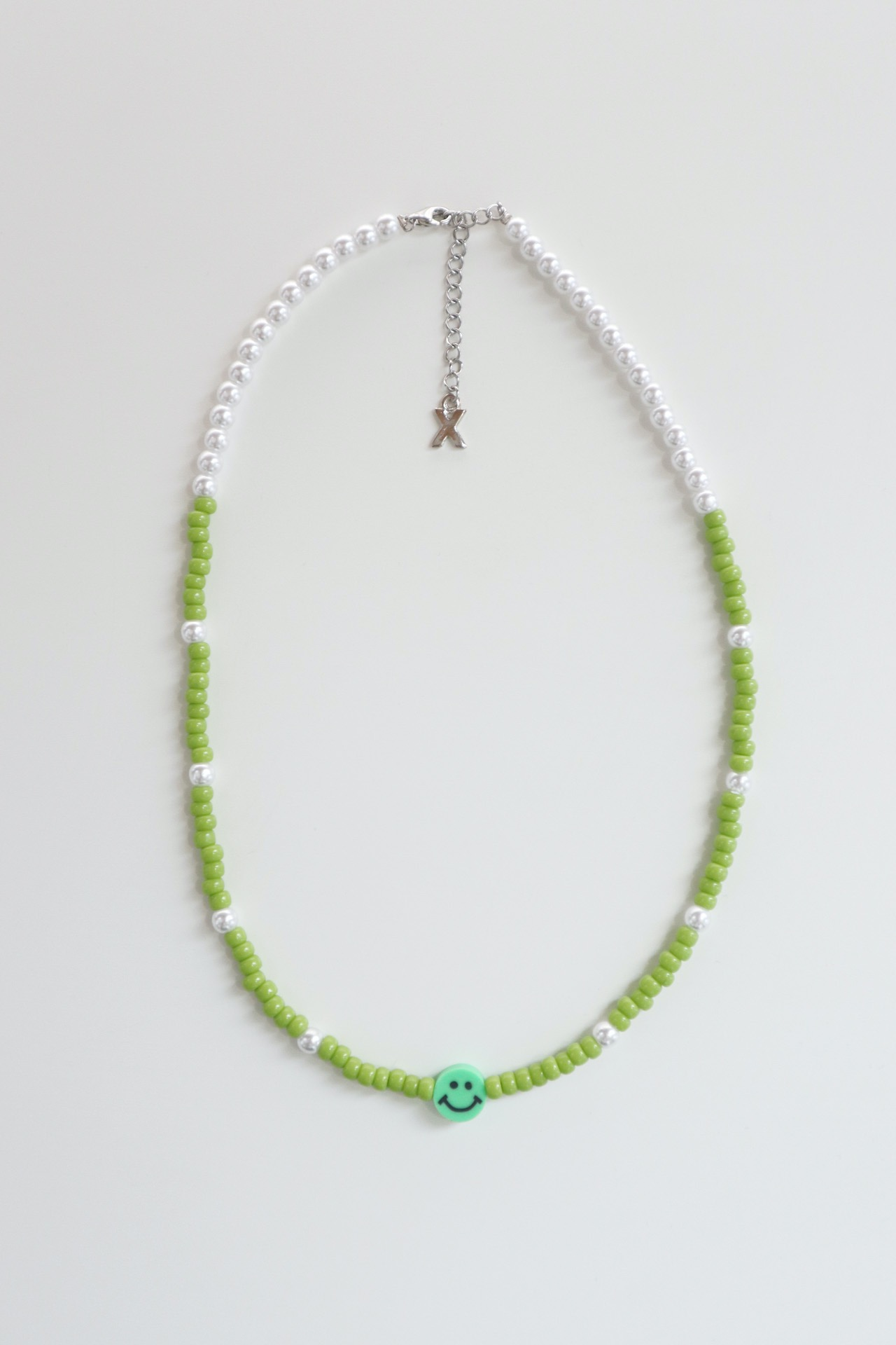Smile Mix Necklace | Green