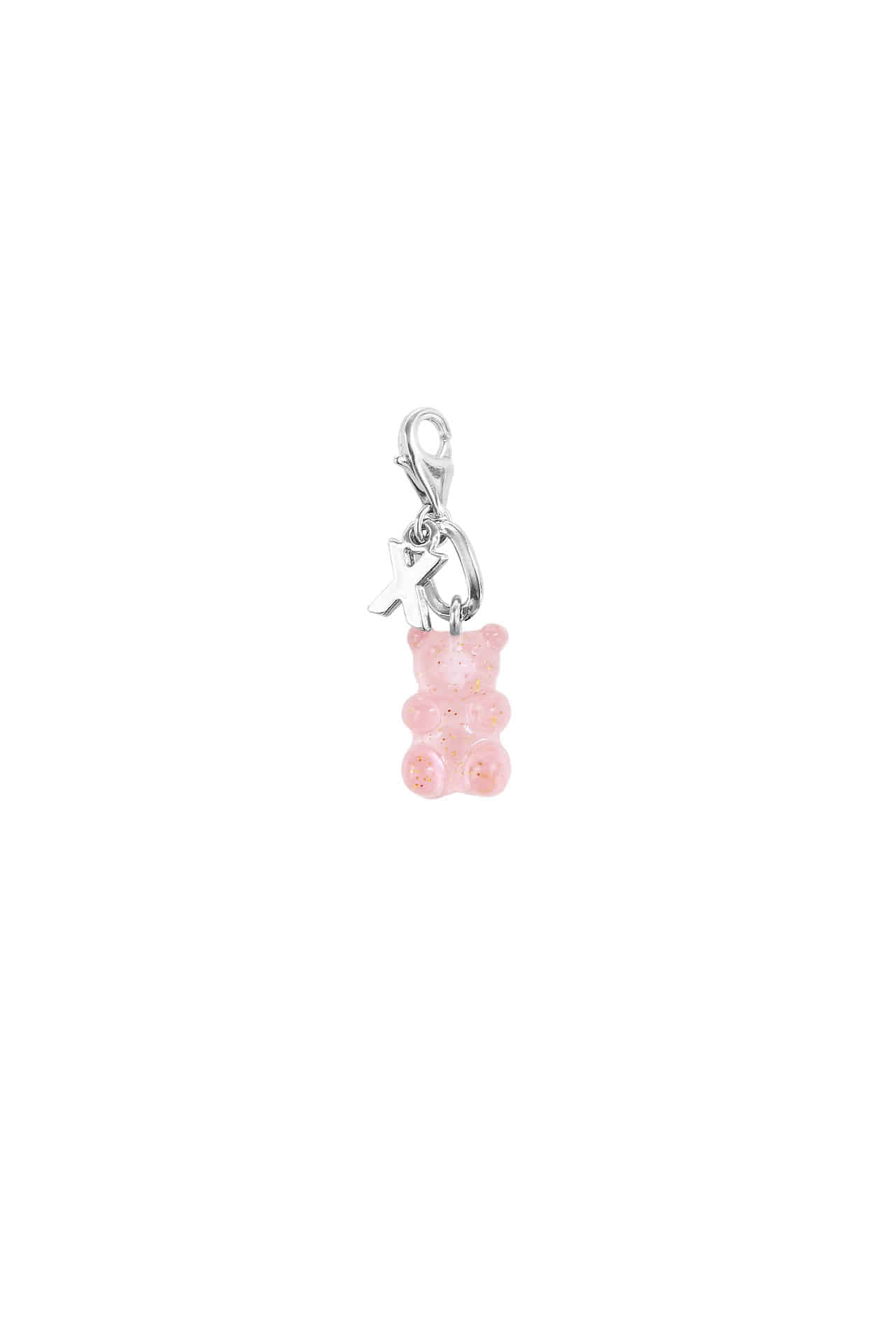 Sweet Bear Charm | peach