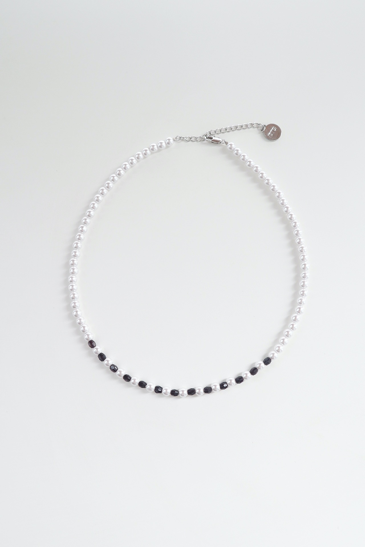 Pearl Mix Neclace
